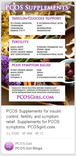 top pinterest pins on pcos