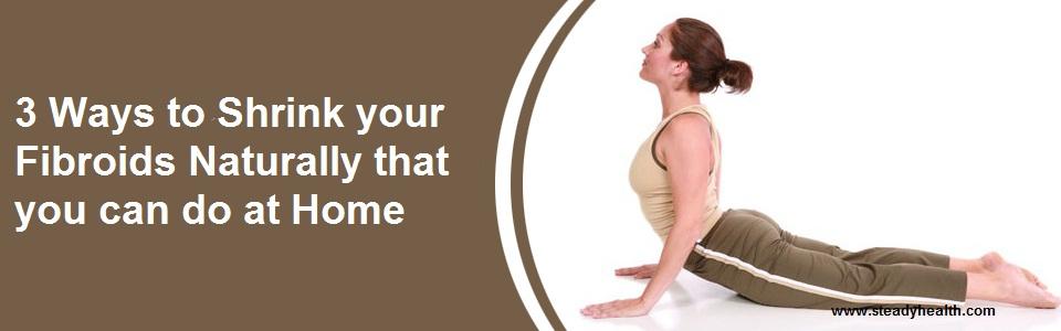 Alternative Ways To Treat Fibroids Naturally