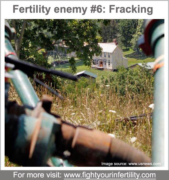 fracking infertility, fracking causes birth defects, health effects of fracking, fracking miscarriage