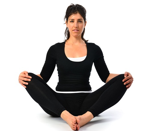 Butterfly Position In Pregnancy Yoga Poses for ...