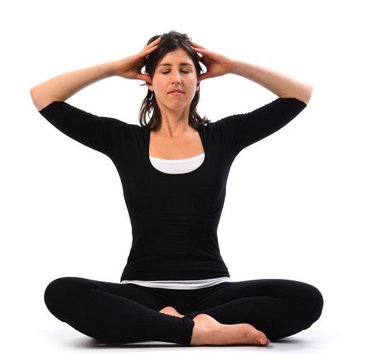 bee breath yoga, Bhramari pranayama, bee breath pranayama, bhramari pranayama yoga