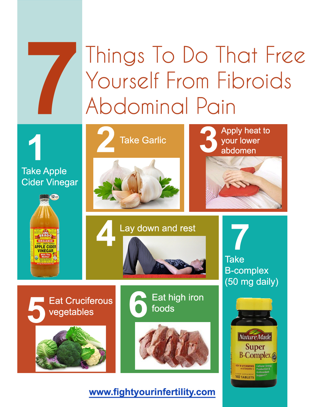 7 Things To Do That Free Yourself From Fibroids Abdominal Pain