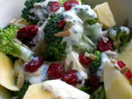 PCOS Nutritious Broccoli Salad with Apples and Cranberries, Nutritious Broccoli Salad with Apples and Cranberries, Nutritious Broccoli Salad with Apples and Cranberries pcos, pcos recipes weight loss, pcos diet recipes, pcos friendly recipes, pcos breakfast recipes, pcos dinner recipes, pcos dessert recipes, pcos juicing recipes, pcos chicken recipes, pcos smoothie recipes, recipes for pcos sufferers, good recipes with pcos, healthy recipes for pcos, recipes for polycystic ovarian syndrome, pcos diet plan recipes