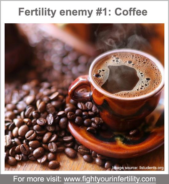 caffeine fertility problems, effects of caffeine on fertility, does caffeine affect pregnancy, does caffeine affect male fertility, is caffeine bad for male fertility, worst foods for fertility, foods bad for fertility